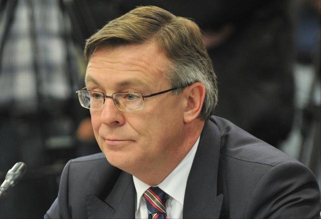 الخارجية الاوكرانية: السلطات لا تنظر في استخدام القوة لحل الازمة في البلاد