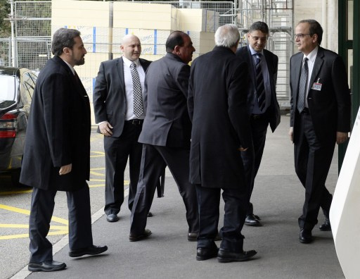 صحيفة: الائتلاف السوري ضم ممثلين عن المعارضة المسلحة الى مفاوضات جنيف 2