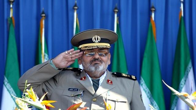 مسؤول عسكري إيراني: إيران جاهزة تماما