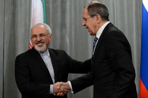 لافروف وظريف يناقشان هاتفيا الوضع حول الملف النووي الايراني