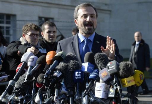 جنيف.. المعارضة تقدم وثيقة والحكومة تعتبرها متناقضة مع أولويات بيان جنيف