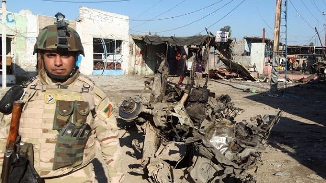 القوات العراقية تقتل عددا من المسلحين أثناء تسللهم إلى الأنبار من سورية