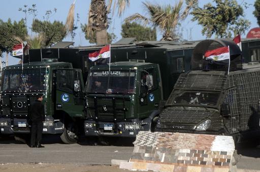 الأمن المصري يقبض على صهر الرئيس المعزول