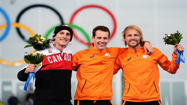 غروثيوس يمنح هولندا ذهبية التزحلق السريع (1000 متر) في دورة سوتشي