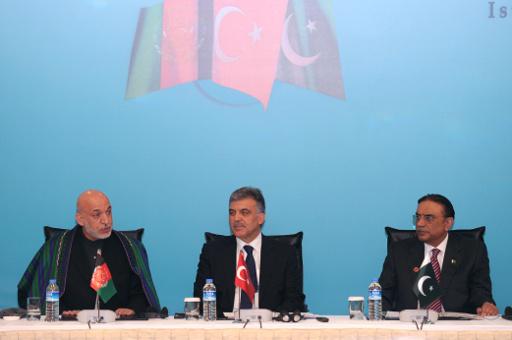 انقرة تستضيف قمة تركية باكستانية أفغانية
