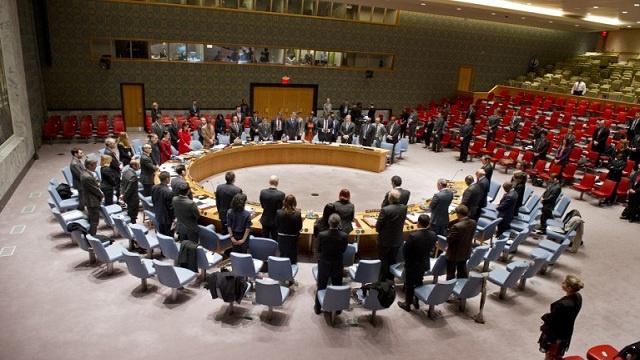موسكو تقدم في مجلس الأمن مشروع قرارها بشأن الوضع الإنساني في سورية