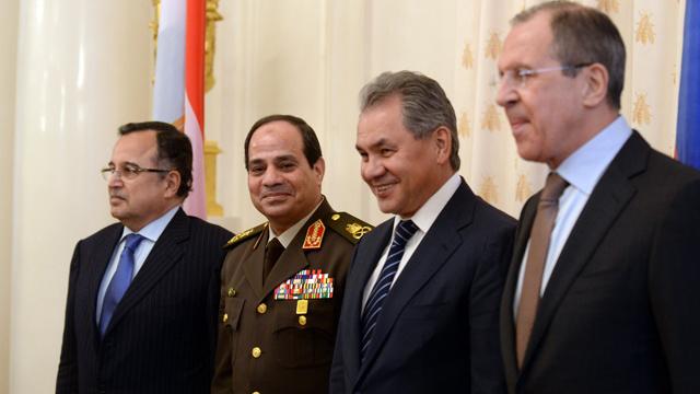 لافروف يؤكد دعم موسكو للقيادة المصرية في جهودها الرامية لاستعادة الاستقرار بالبلاد