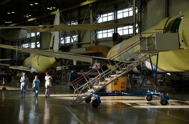 روسيا تنتج هذا العام حوالي 450 طائرة ومروحية للاغراض العسكرية والمدنية