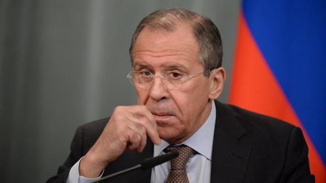 لافروف: قدمنا في مجلس الأمن مشروعا خاصا بنا حول الوضع الإنساني في سورية يتضمن خطوات عملية