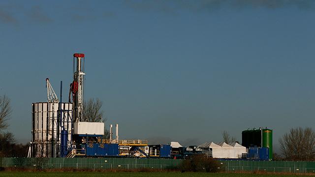 دراسة: الغاز الصخري لن يضمن استقلال الاتحاد الأوروبي في مجال الطاقة