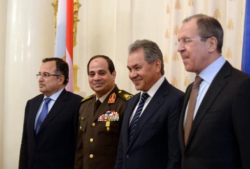 روسيا ومصر تدعوان الفلسطينيين والاسرائيليين الى اظهار حسن نية لمواصلة المفاوضات