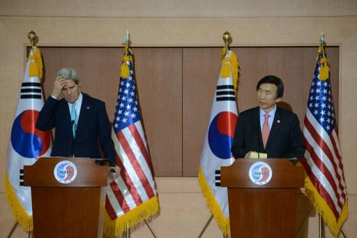 واشنطن وسيؤل تدعوان بيونغ يانغ الى الابتعاد عن النزعة العدوانية