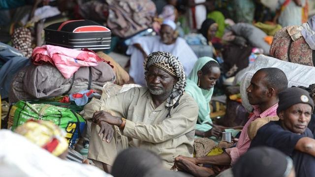الخارجية الروسية: الحكومة المؤقتة لجمهورية أفريقيا الوسطى قادرة على إحلال السلام هناك