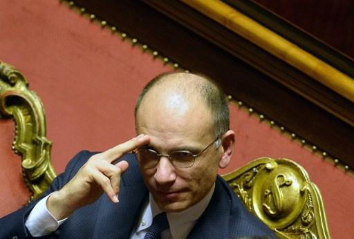 رئيس الوزراء الايطالي بصدد تقديم استقالته