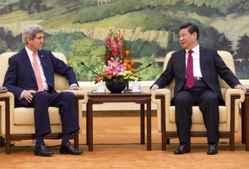 الصين وامريكا تؤكدان ضرورة اقامة نموذج جديد من العلاقات