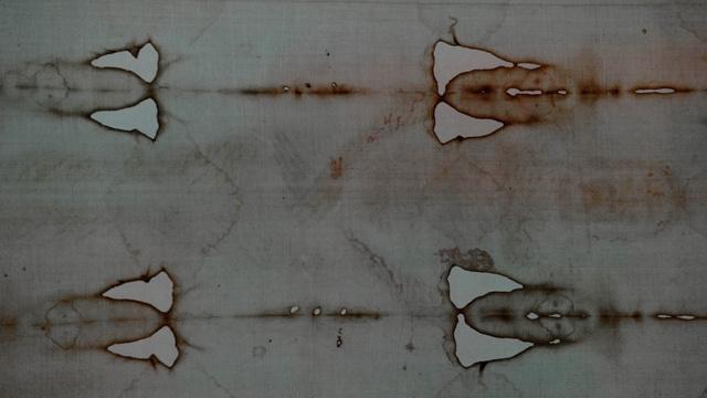 صورة السيد المسيح على كفن تورينو قد تكون نتيجة لزلزال القدس