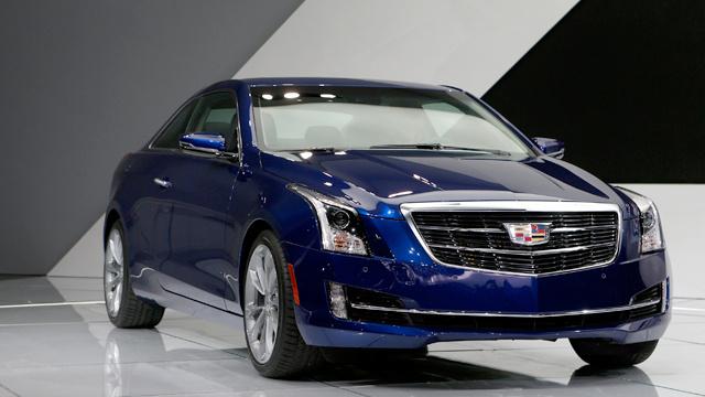 شركة كاديلاك تكيف سياراتها للسوق الاوروبية