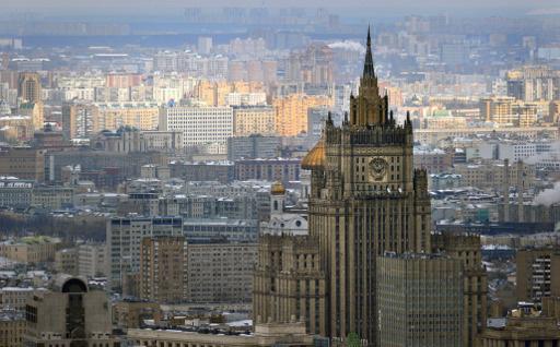 الخارجية الروسية تنتقد استدعاء نظيرتها الاوكرانية لدبلوماسي روسي في كييف