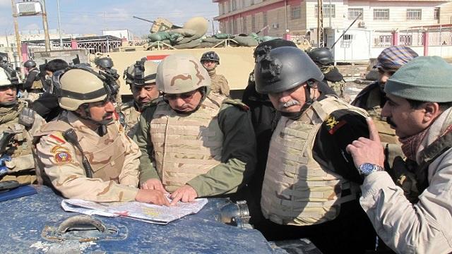 الجيش يستعيد السيطرة على 85 بالمئة من سليمان بيك بطوزخرماتو