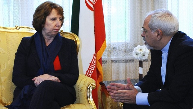 الاتحاد الأوروبي يأمل بمناقشة كافة المسائل المتعلقة مع طهران