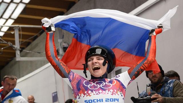 الروسية نيكيتينا تحرز برونزية سوتشي في الزلاجات الصدرية