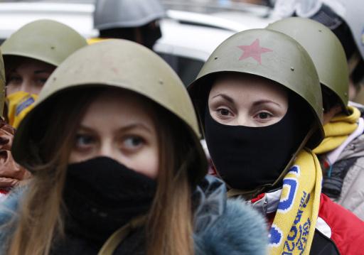 اخلاء سبيل جميع المتورطين في الاضطرابات بأوكرانيا