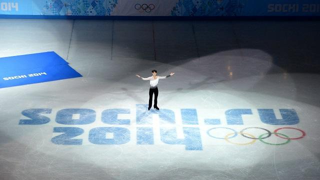 الياباني يوزورو ينتزع ذهبية التزحلق الفني على الجليد