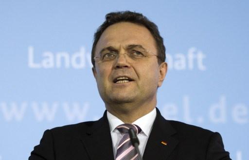 استقالة وزير ألماني لاتهامه بإفشاء سرية تحقيق قضائي