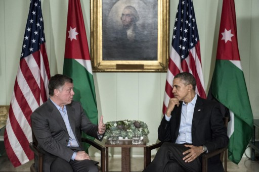 أوباما يدرس خطوات للضغط على دمشق ويقدم ضمانات قروض بمليار دولار للأردن