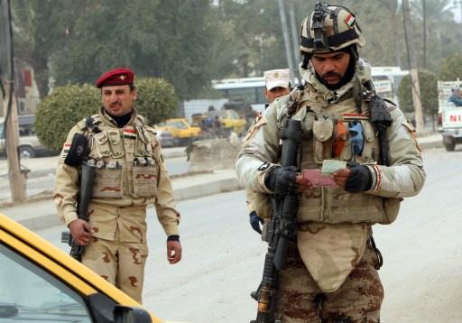 مقتل اكثر من 20 جنديا وشرطيا في سلسلة هجمات بالعراق