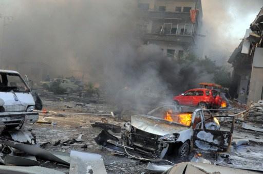 معرض لصور فوتوغرافية تستعرض مأساة الحرب بسورية
