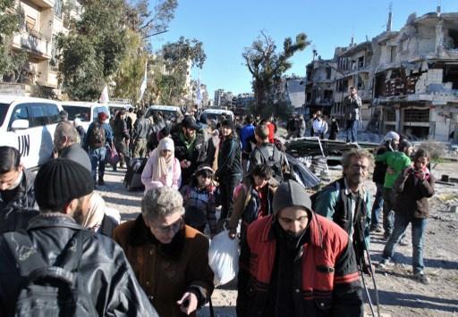 الصليب الأحمر الدولي يتهم الحكومة والمعارضة السورية بعدم احترام قانون المساعدات الانسانية