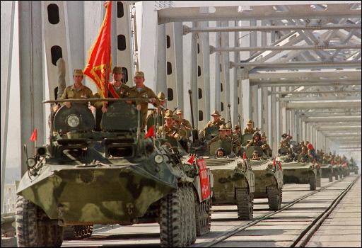 وزارة الدفاع الروسية ترى من غير المجدي اعادة تقييم دخول القوات السوفيتية الى أفغانستان