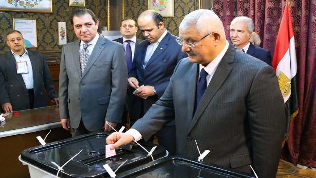 اللجنة العليا للانتخابات في مصر: ليس هناك موعد ملزم لبدء الانتخابات