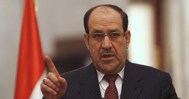 المالكي يتعهد بإعادة إعمار الرمادي والإستجابة لجميع مطالب سكانها