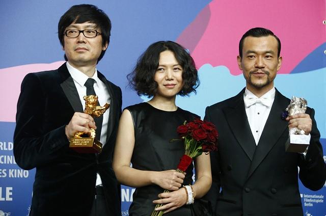 فيلم صيني يفوز بالدب الذهبي لمهرجان برلين السينمائي الدولي