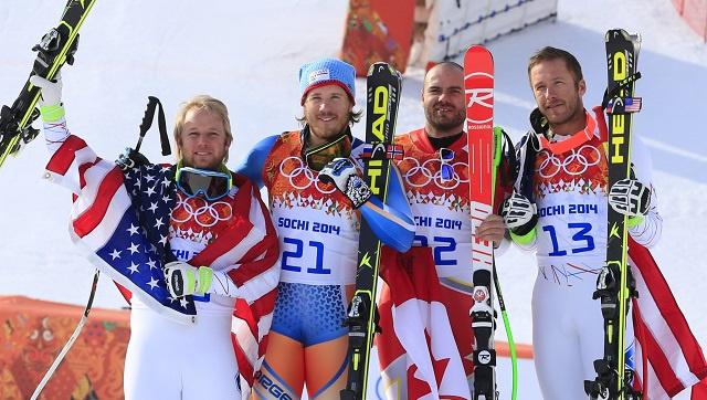 أولمبياد سوتشي .. ذهبية سباق التعرج العملاق للرجال تذهب إلى النرويج