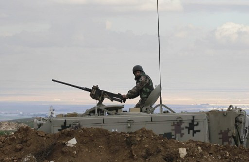 قوات الحرس الاردنية تحبط عملية تسلل لمواطنين سوريين الى أراضيها