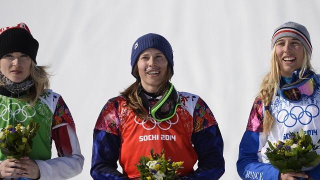 التشيك تحرز باكورة ميدالياتها الذهبية في سوتشي 2014