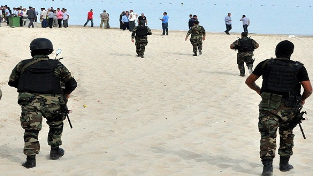 الداخلية التونسية تكشف عن هويات إرهابيي جندوبة