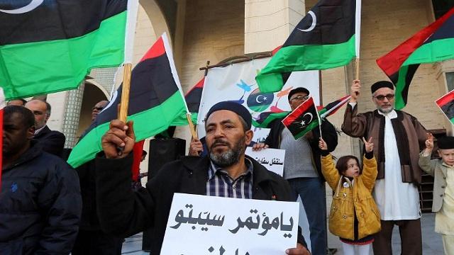 ليبيا تتوصل إلى توافق لتنظيم الإنتخابات المبكرة