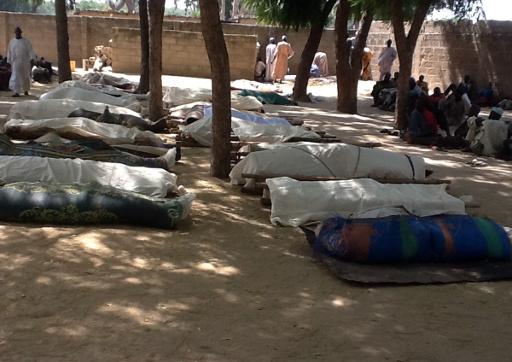 مقتل اكثر من 60 شخصا اغلبهم مسيحيون شمال شرق نيجيريا