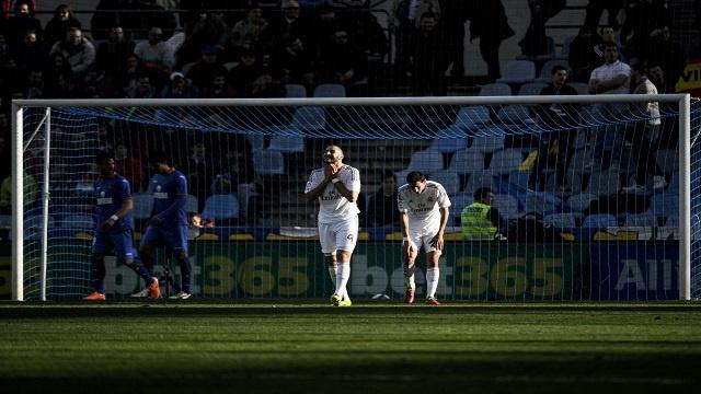 ريال مدريد يعود الى الشراكة في صدارة الليغا