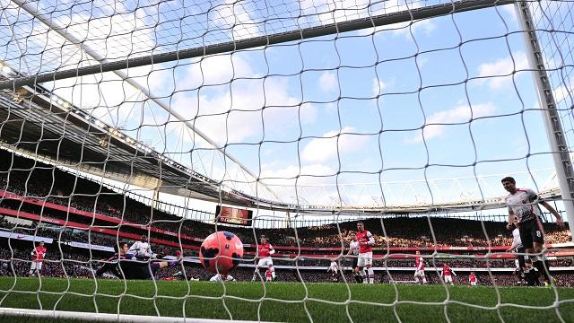 أرسنال يفوز على ليفربول ويتأهل الى ربع نهائي كأس الاتحاد