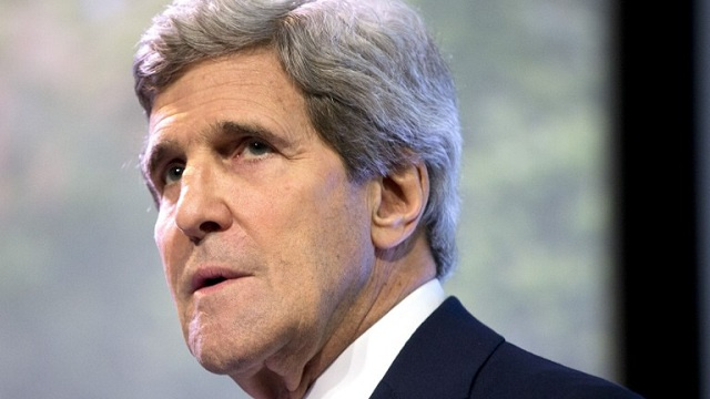 كيري: الأسد مازال يسعى لتحقيق انتصار على الأرض بدلا من إيجاد حل عبر التفاوض