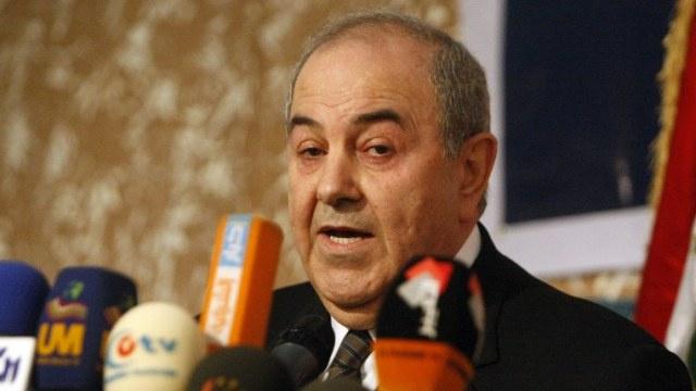 علاوي يدعو الصدر إلى التخلى عن قراره باعتزال الحياة السياسية في العراق