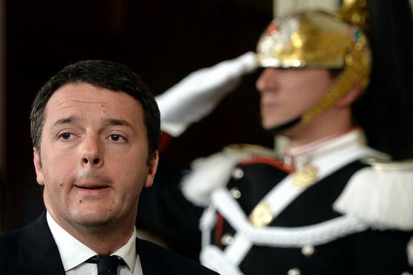 تكليف ماتيو رينزي بتشكيل الحكومة الجديدة في إيطاليا