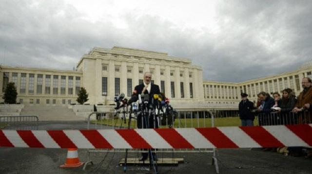 الخارجية الروسية: يجب عدم التسرع باعتبار مفاوضات جنيف