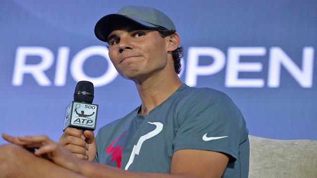 تصنيف التنس.. نادال في الصدارة.. وفيرير يتقدم الى المركز الرابع
