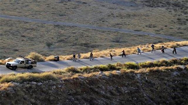 قوات حرس الحدود الأردنية تحبط محاولة تسلل إلى الأراضي السورية